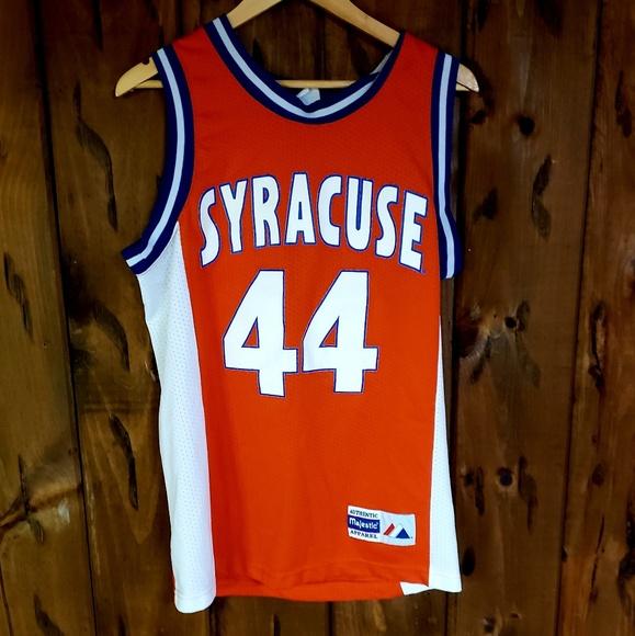 Vintage Syracuse Basketball Jersey
